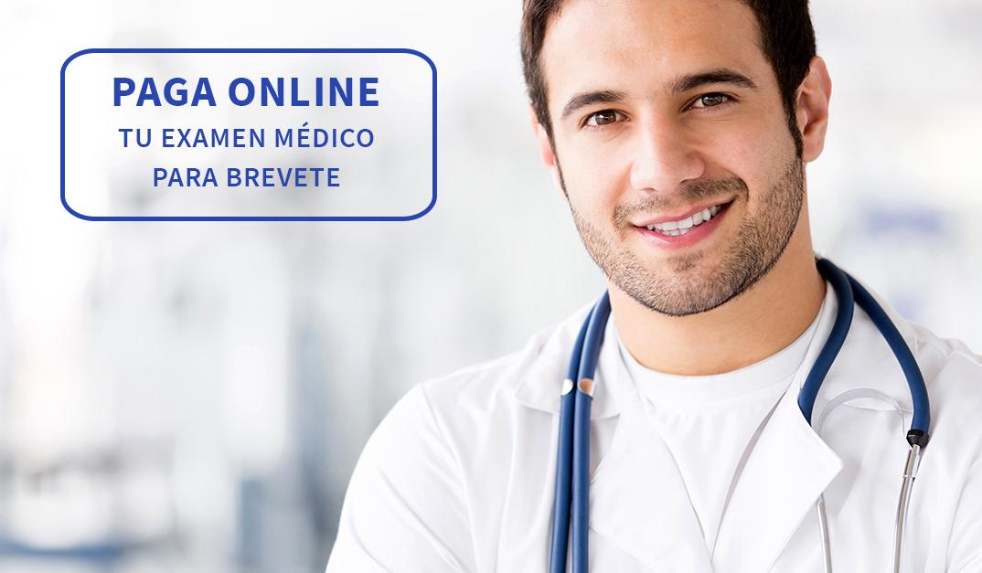 EXAMEN MEDICO BREVETE